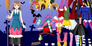 Hra - Helloween Dress