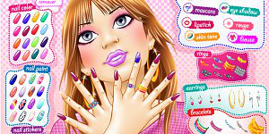 Hra - Beauty Nails Design