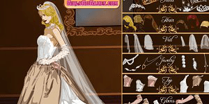 Hra - Royal Bride Dress Up