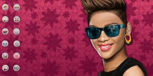 Hra - Rihanna Celebrity Makeover