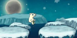 Hra - Polar Pogo