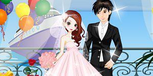 Hra - Dream Wedding Dress Up
