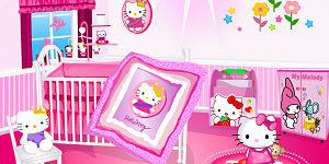 Hra - Hello Kitty Room