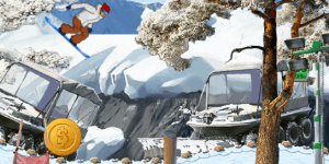 Hra - Snowboard Rush