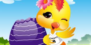 Hra - Cute Egg Chick