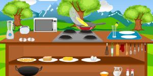 Hra - Breakfast Cooking Game
