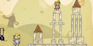 Hra - Princess Saver
