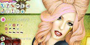 Hra - Lady Gaga Game