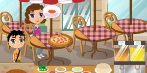 Hra - Main Street Pizza