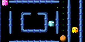 Hra - Pacmania III