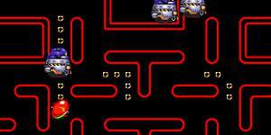 Hra - Sonic Pacman
