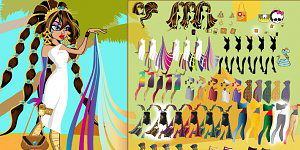 Hra - Cleo de Nile Monster High