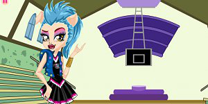 Hra - Howleen Wolf Monster High