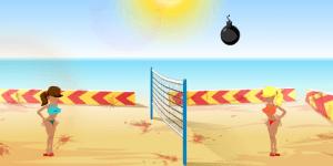 Hra - Boom Boom Volleyball