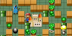 Hra - Super Mario Bomb