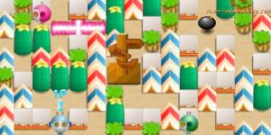 Hra - Cute Bomberman