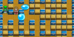 Hra - Mario Bomb It