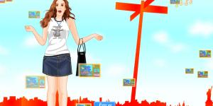 Hra - Confessions of a Shopaholic Dress Up