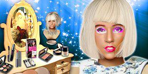 Hra - Make-Up Lady Gaga