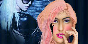Hra - Lady Gaga Celebrity Makeover
