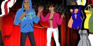 Hra - Rihanna and Chris