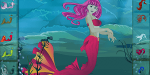 Carol Mermaid Dressup