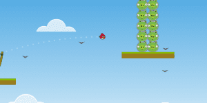Hra - Angry Birds Bad Pigs