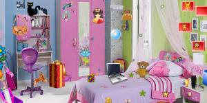 Hra - Girls Room G2R