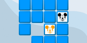 Hra - Mickey Mouse Memory Game