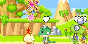 Hra - Dinosaur Flirting