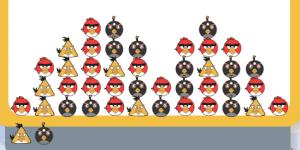 Hra - Angry Birds Matching Fun
