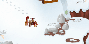Hra - Stone Age Sam 2: The Ice Age