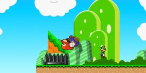 Hra - Mario Friends Rescue