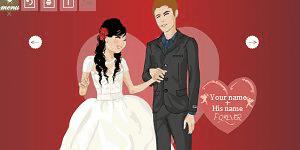 Hra - Getting Married