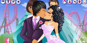 Hra - Roller Coaster Wedding