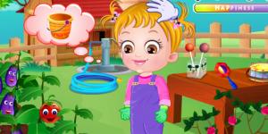 Hra - Baby Hazel Gardening Time