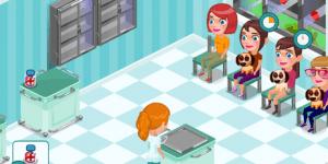 Hra - Betty's Pet Clinic