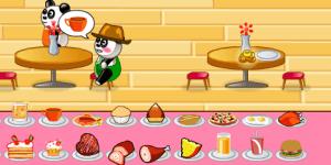 Hra - Panda Restaurant