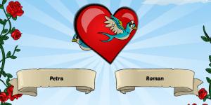 Hra - Best Love Test Ever
