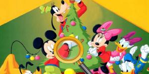 Hra - Christmas Day Mickeys