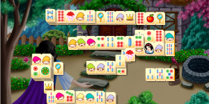 Hra - Snow White Mahjong 2