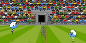 Hra - Smurfs World Cup