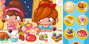 Hra - Dinner Party Slacking