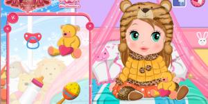 Hra - Baby Bonnie Bubble Jacket