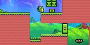 Hra - Dino Shift 2