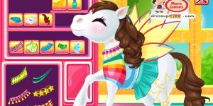 Hra - Baby Pony Salon