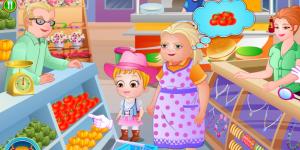 Hra - Baby Hazel Granny House