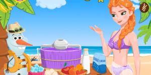 Hra - Elisa Magic Ice Cream