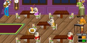 Hra - Scooby-Doo! Dinner