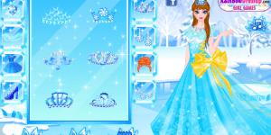 Hra - Frozen Princess